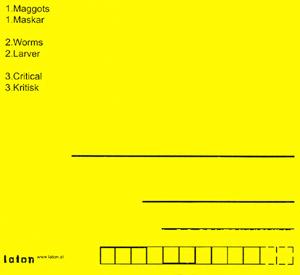 Maggots (cover)